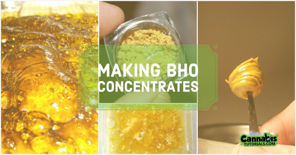 How to Make BHO Dabs