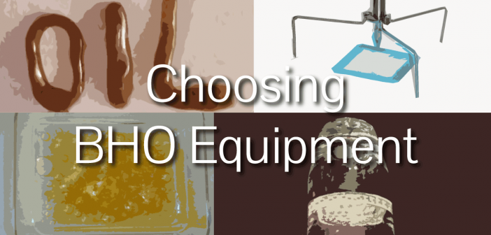 BHO Equipment
