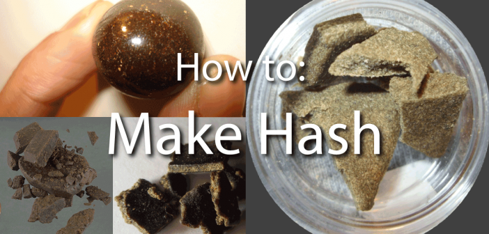 How To Make Hash