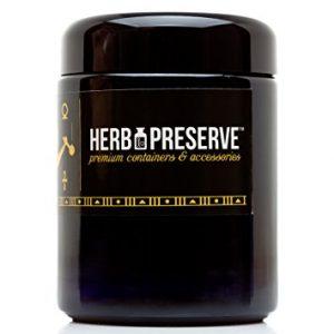Herb Preserve Weed Jar