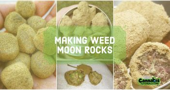 how to make weed moon rocks