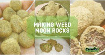 how to make weed moon rocks