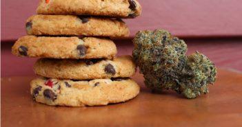smoking vs edibles