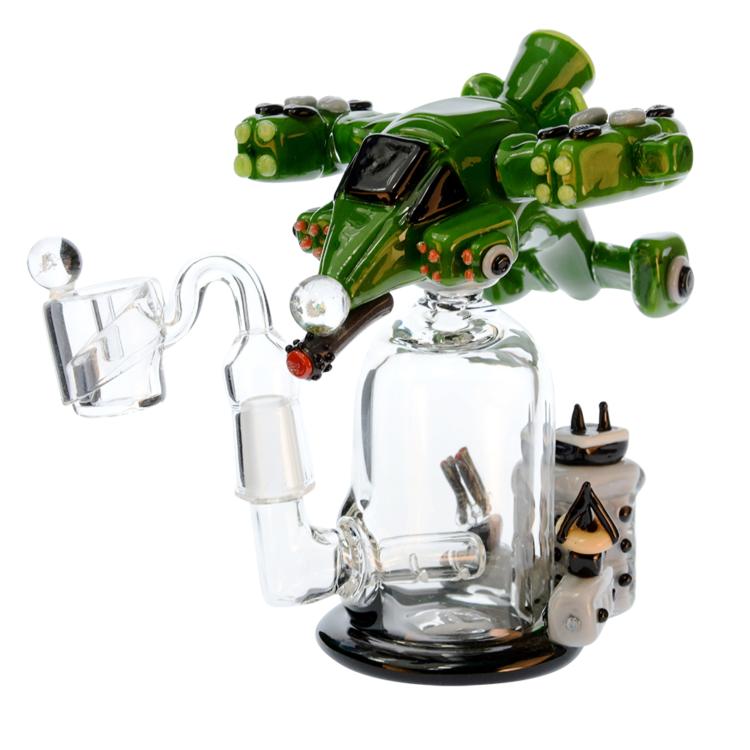 empire glassworks gun ship